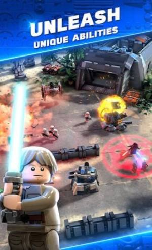 乐高星战争霸中文国际服官方版下载(Lego Star Wars Battles)图片3