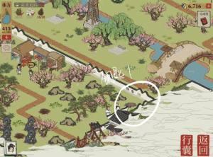 江南百景图桃花坞宝箱在哪?桃花坞宝箱钥匙位置分布图大全图片2