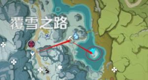 原神雪山三个匣子在哪?雪山三个匣子密室位置攻略图片3
