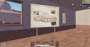 和平精英坦克在哪里?坦克和迫击炮彩蛋位置汇总图片4