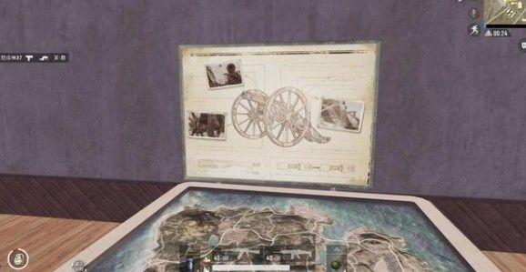 和平精英坦克在哪里?坦克和迫击炮彩蛋位置汇总[视频][多图]图片1