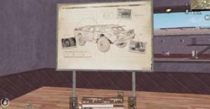 和平精英坦克在哪里?坦克和迫击炮彩蛋位置汇总图片3