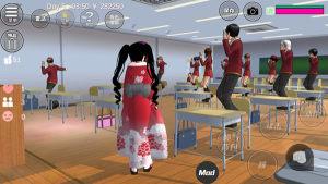 樱花校园模拟器心情怎么恢复?心情变负数增加情绪攻略图片2