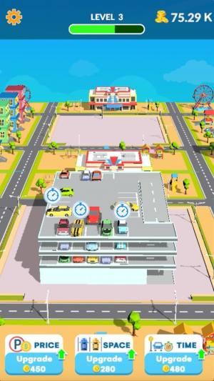 闲置停车场大亨游戏图1