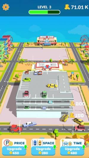 闲置停车场大亨游戏图3