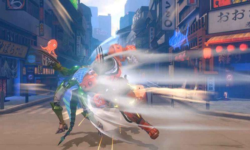 格斗机甲对决手游官网正版图1: