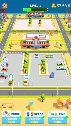 闲置停车场大亨游戏图2