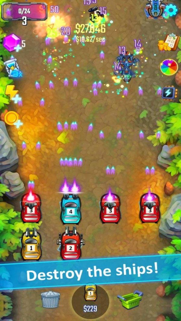射击飞车游戏安卓中文版下载图2: