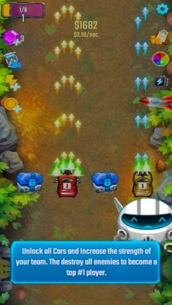 射击飞车游戏安卓中文版下载图3:
