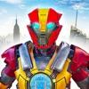 超級英雄鐵甲機器人救援游戲