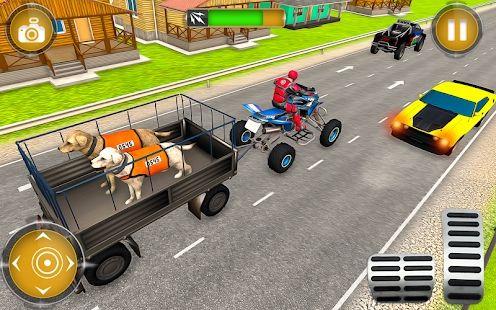 医生机器人运输宠物动物运输车游戏中文版图1: