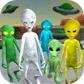 外星人邻居游戏