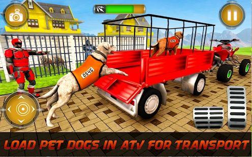 医生机器人运输宠物动物运输车游戏中文版图2: