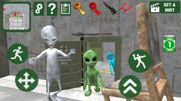 外星人邻居游戏安卓版下载图1:
