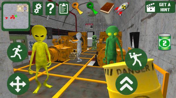 外星人邻居游戏安卓版下载图片1