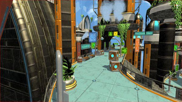 天空之城跑酷手机游戏安卓版图3: