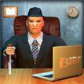 可怕的小老板办公室逃生游戏