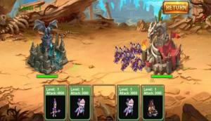 天空游艺城堡战斗游戏官方中文版图片1