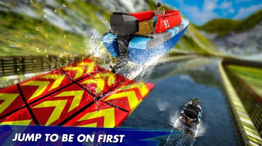 涡轮水冲浪赛车游戏正式版图3: