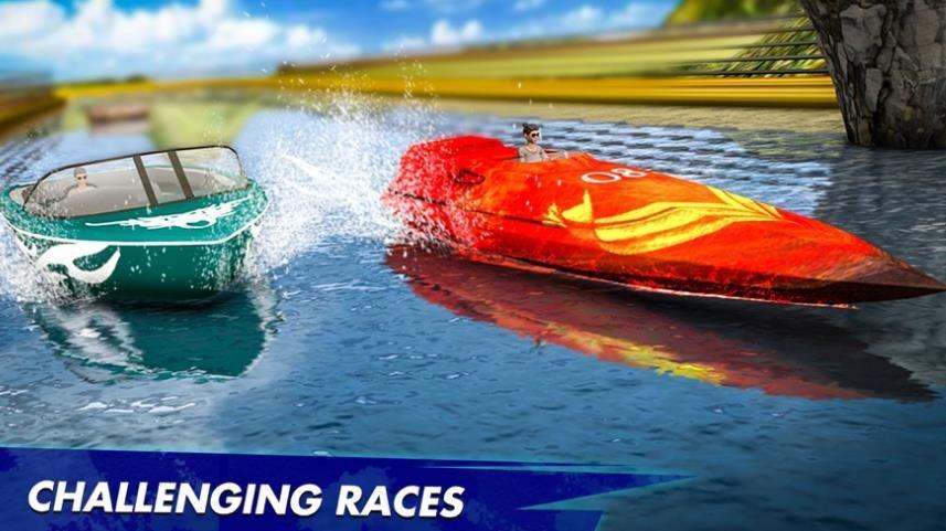 涡轮水冲浪赛车游戏正式版图片1