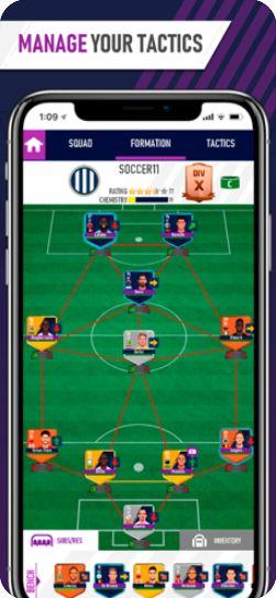 足球十一足球经理手游官网正式版图3: