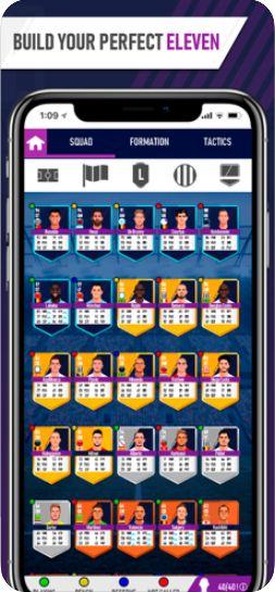 足球十一足球经理手游官网正式版图4: