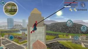 神奇的蜘蛛绳索英雄副维加斯大佬游戏安卓中文版下载图片1
