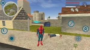 神奇的蜘蛛绳索英雄副维加斯大佬游戏图1