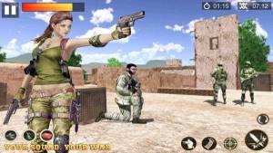 全面袭击反攻号角游戏中文版图片1