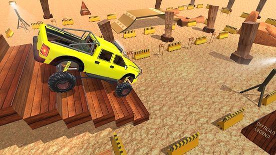 4x4越野SUV新吉普模拟游戏安卓最新版图3: