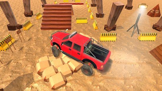 4x4越野SUV新吉普模拟游戏安卓最新版图4: