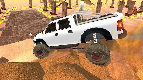 4x4越野SUV新吉普模拟游戏安卓最新版图2:
