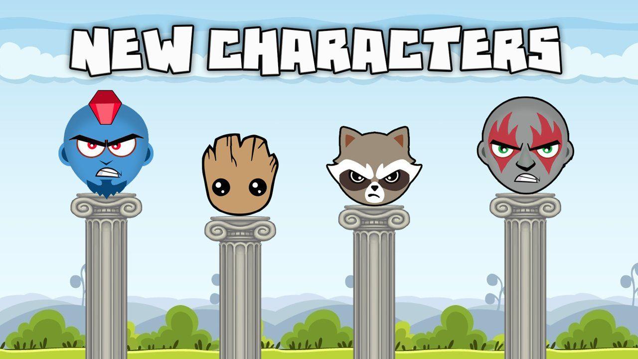 我是超级英雄游戏最新手机版下载图1: