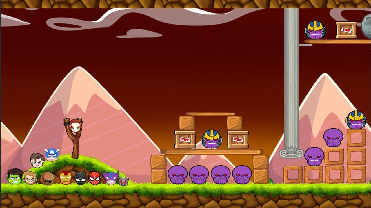 我是超级英雄游戏最新手机版下载图2: