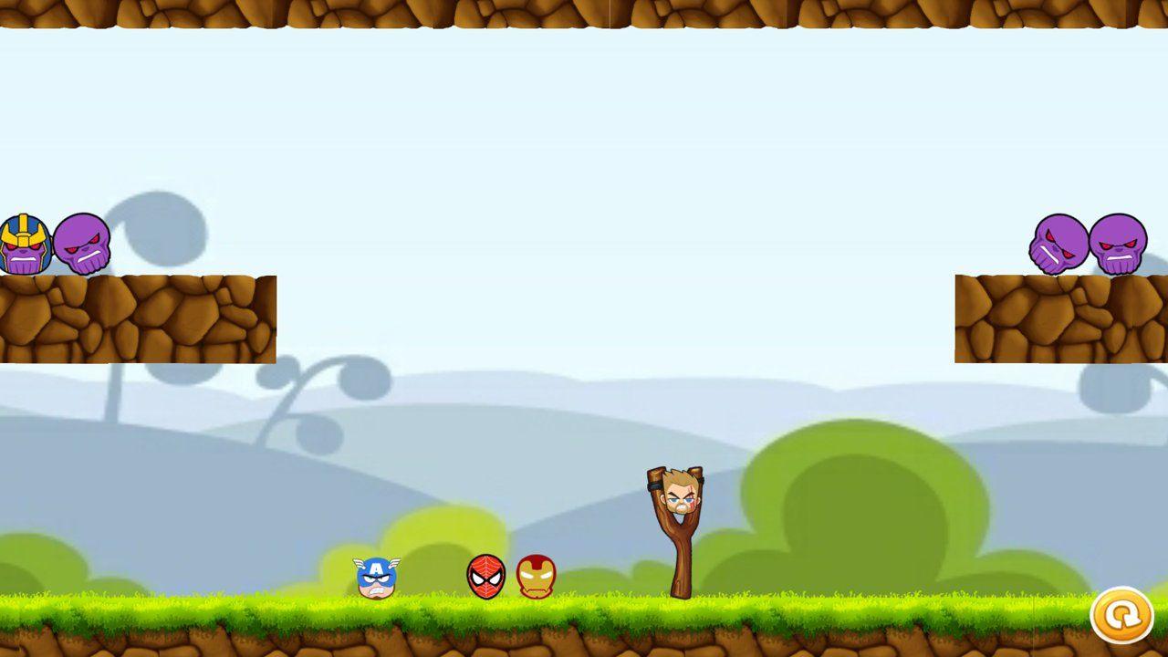 我是超级英雄游戏最新手机版下载图片1