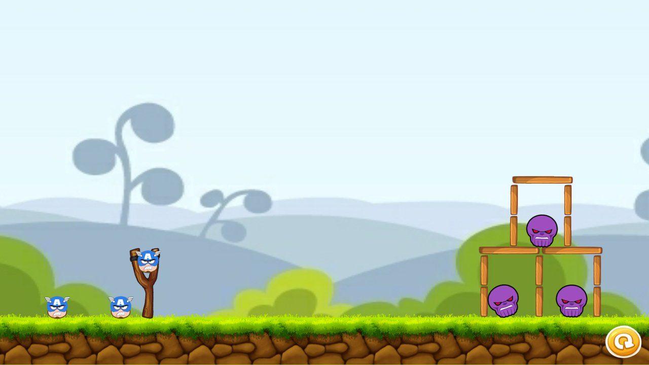 我是超级英雄游戏最新手机版下载图3: