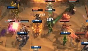 英雄无敌绝境百弈测试版图1