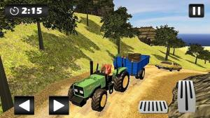 越野山地拖拉机2020游戏图2