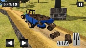 越野山地拖拉机2020游戏图1