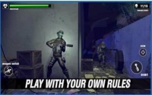 战争打击幽灵侦察游戏图1