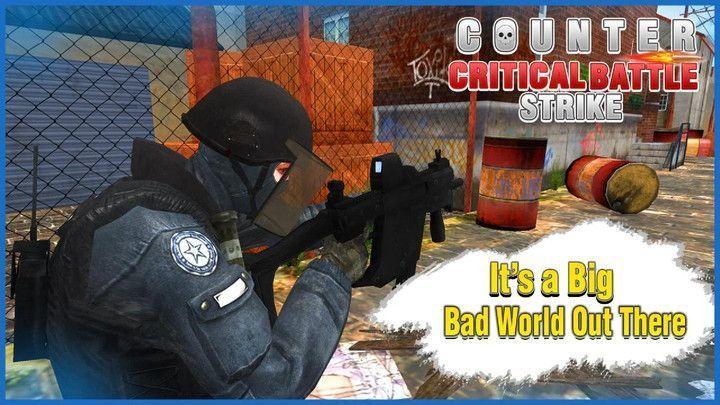 战争打击幽灵侦察游戏安卓中文版下载图片1