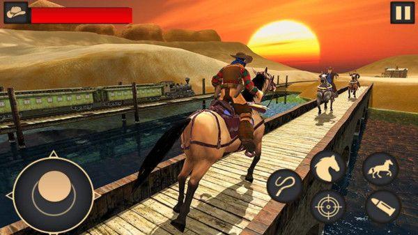 狂野西部小镇警长游戏安卓版下载图片1
