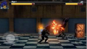 街头电子战斗机游戏图1