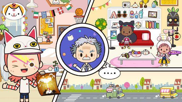 米加镇的假期游戏中文手机版下载图4: