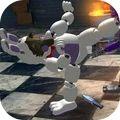 街头电子战斗机游戏