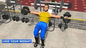 健身俱乐部模拟器游戏图1