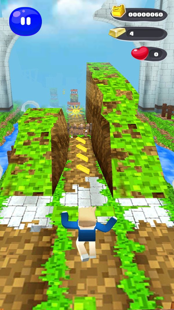 海贼王方块冒险游戏安卓免费版图3: