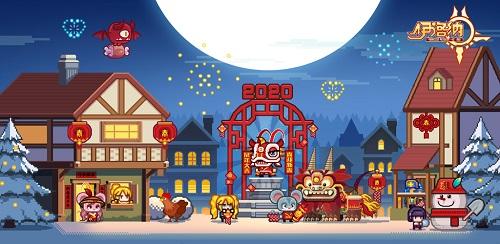 《伊洛纳》手游春节版本今日上线!新增旅团系统、鼠年主题时装[多图]