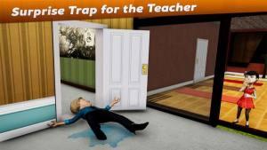 邪恶老师3D游戏中文正式版下载图片1