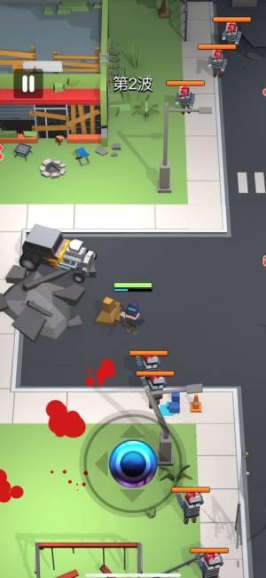 王牌英雄打僵尸游戏图3